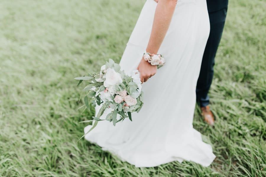 mariage champêtre et chic