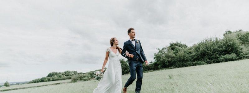 photo mariage chic champêtre