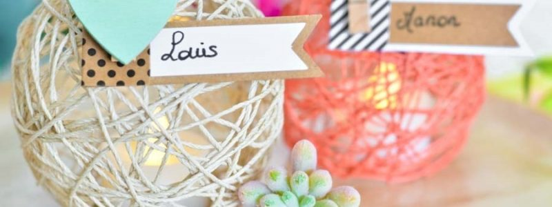 photos DIY blog mariage