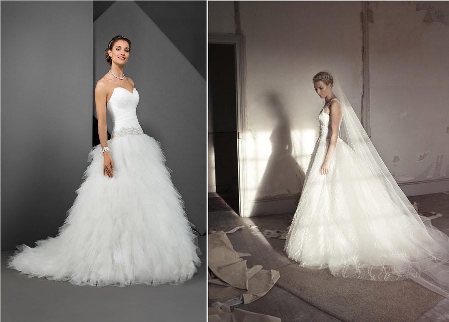 robe de mariée 2018 princesse