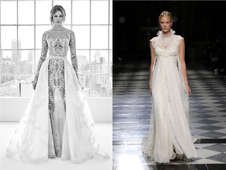 robe de mariée 2018 vestale
