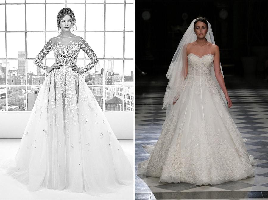 robe de mariée princesse collection 2018