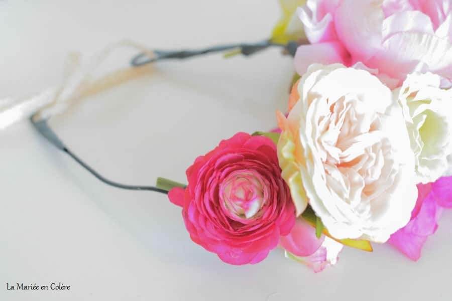 do it yourself couronne mariage