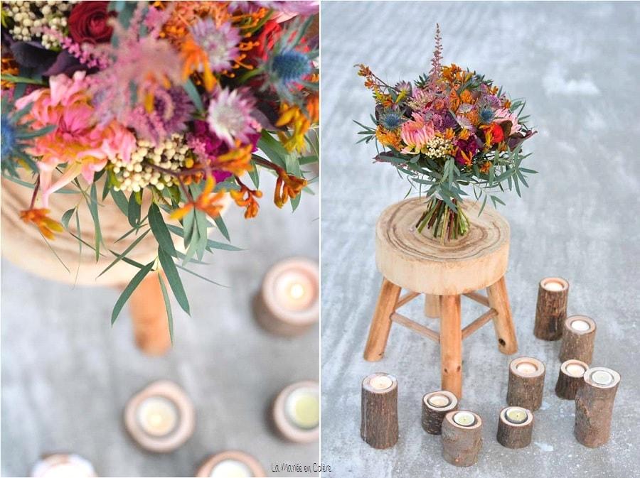 végétaux mariage automne