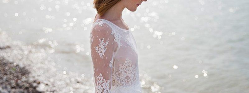 Robes de mariée 2018 : 10 modèles avec un bustier transparent