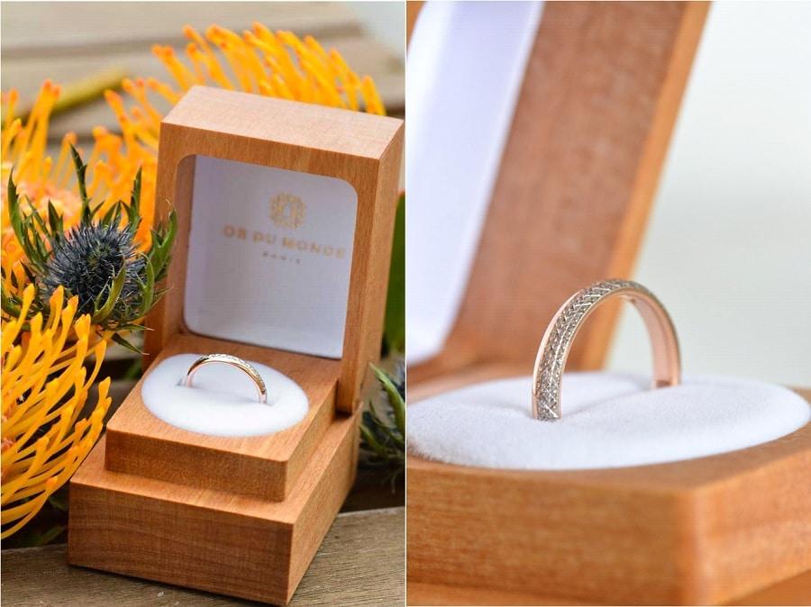 bijoux mariage éthique