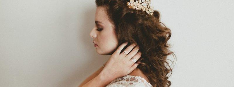100 Accessoires et idées pour votre coiffure de mariée