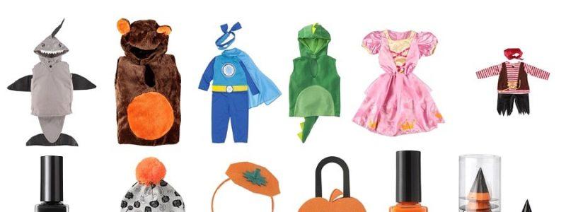 déguisements halloween hema