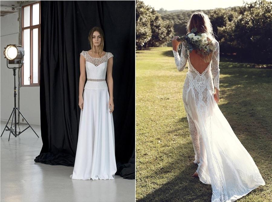 robe mariage 2018