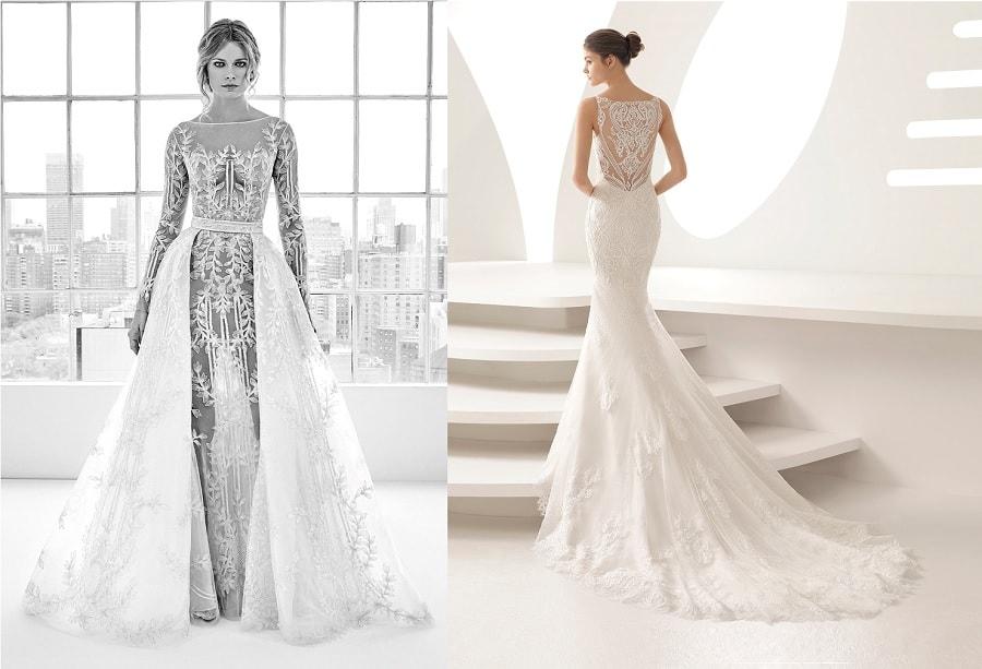 robe mariage 2018 tendance