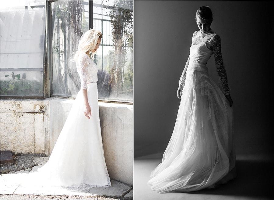 tenue mariage 2018 mariée