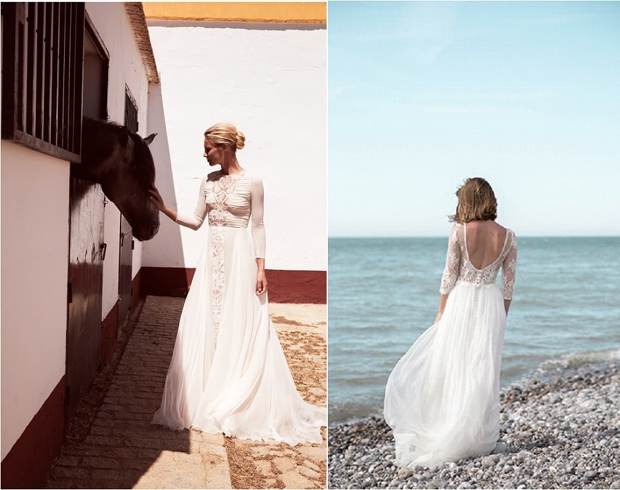 tenue mariage collection 2018