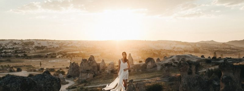 Robes de mariée : Elisa Ness 2018