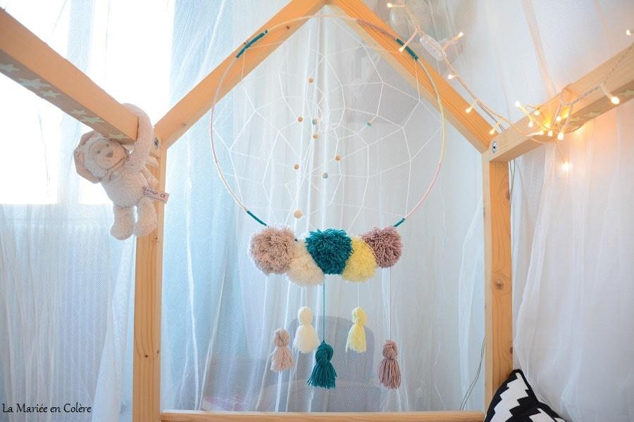 DIy décoration chambre bébé
