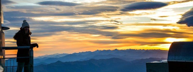 Escapade en amoureux : Une nuit au Pic du Midi