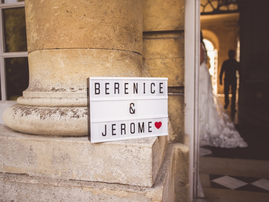 reportage mariage chic