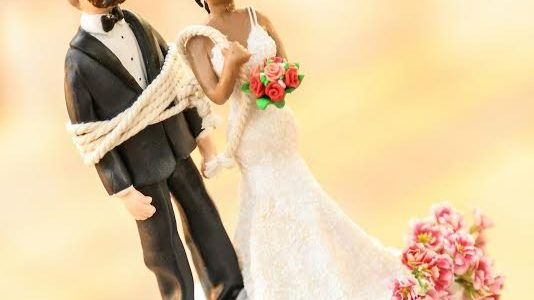 Figurine de mariage Leelooh-creation