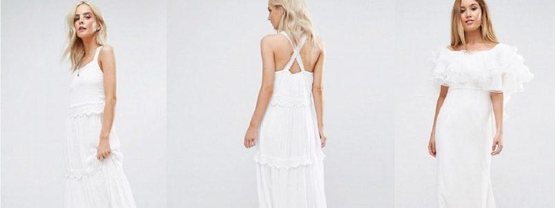 Shopping : Ma robe de mariée soldée !