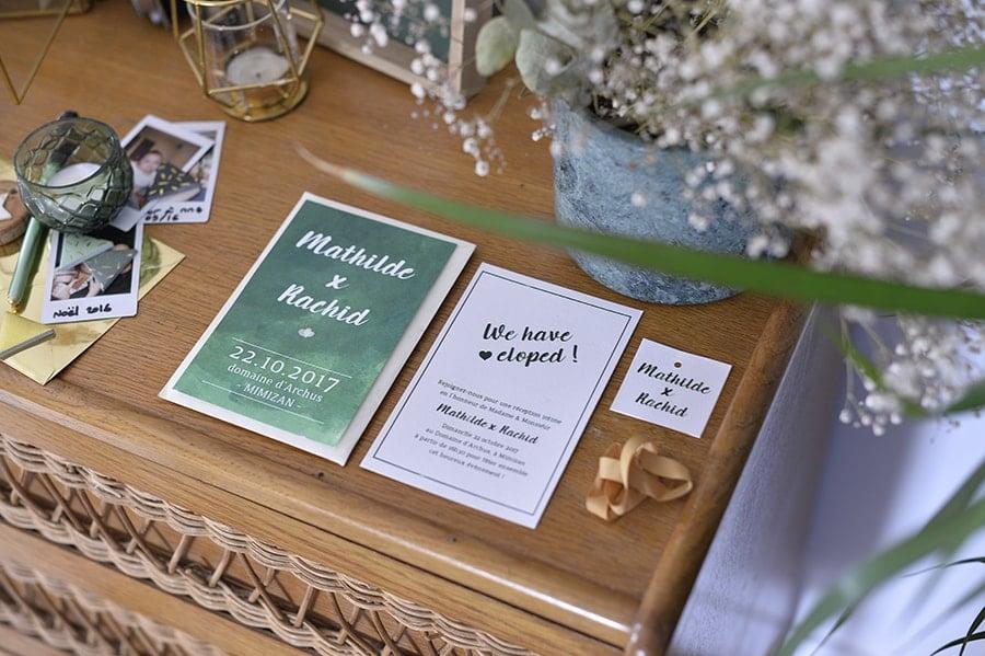 shooting d'inspiration blog mariage