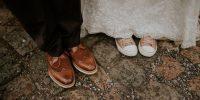 {Témoignages} Mes chaussures originales de mariée