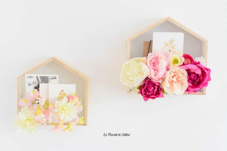 DIY boîte sous mariage