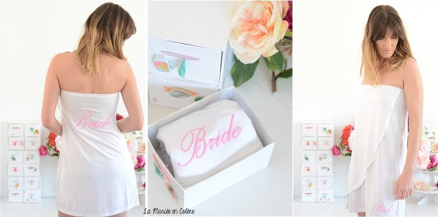 cadeau future mariée