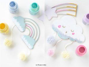blog décoration pastel chambre enfant DIY