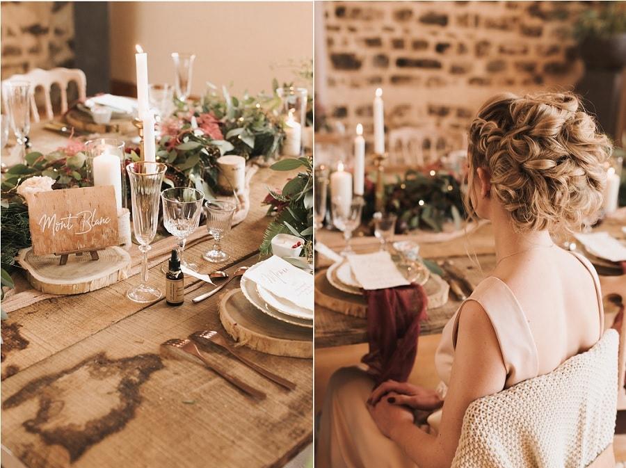 mariage décembre déco