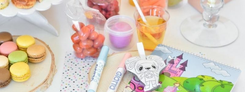 animations buffet enfants jeux