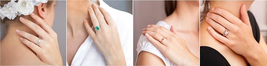 bague de fiançailles bijouterie en ligne
