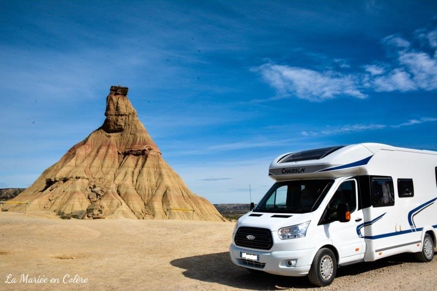 camping-car bardenas