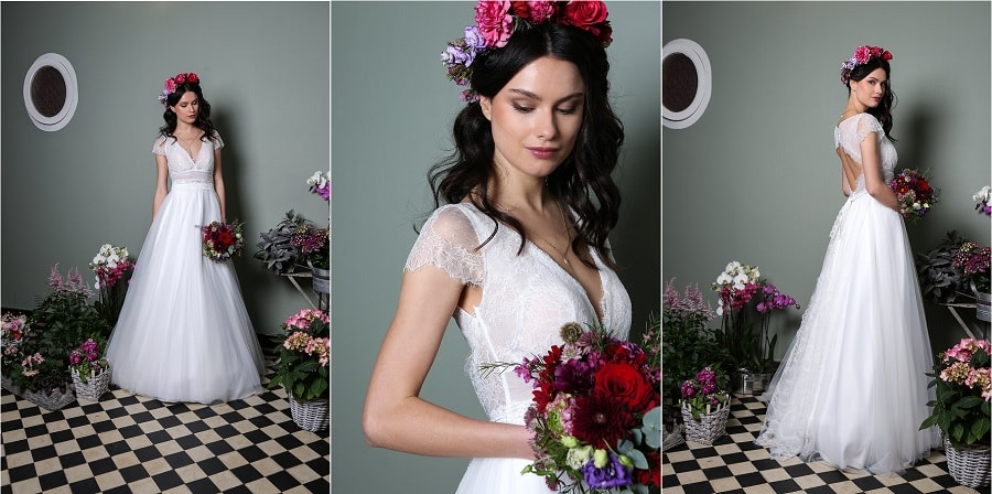 créatrice robe de mariée france
