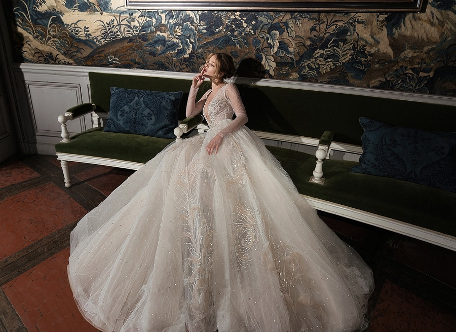 inbal dror robe de mariée