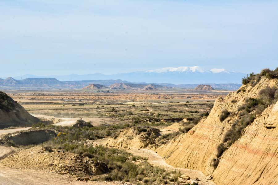 photo bardenas