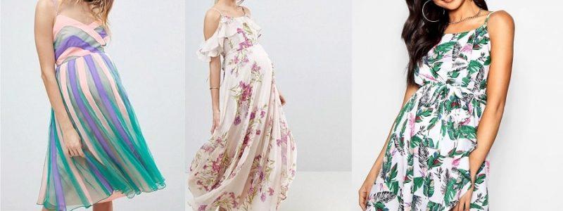{Shopping future maman} 40 robes de grossesse pour être canon cet été