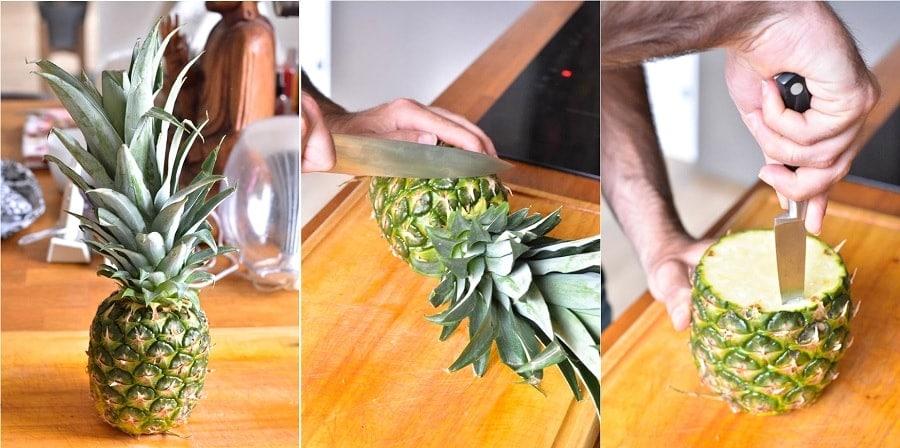 Tutoriel vase ananas