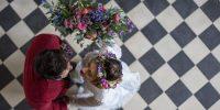 {Shooting d'Inspiration} Un mariage frais, décalé et tendance