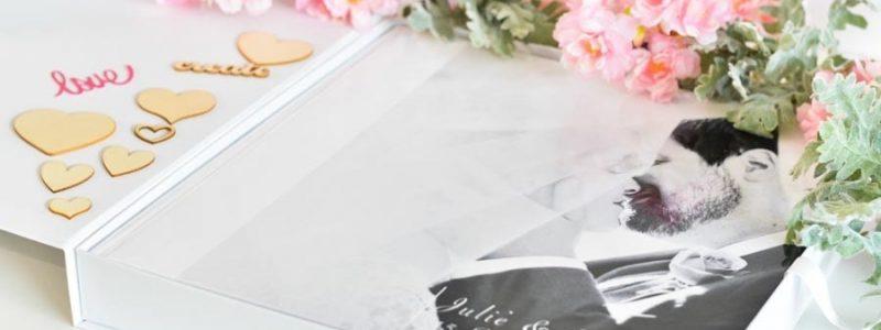 Comment faire un album photo après le mariage ?
