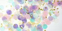 Inspiration : Anniversaire Pastel
