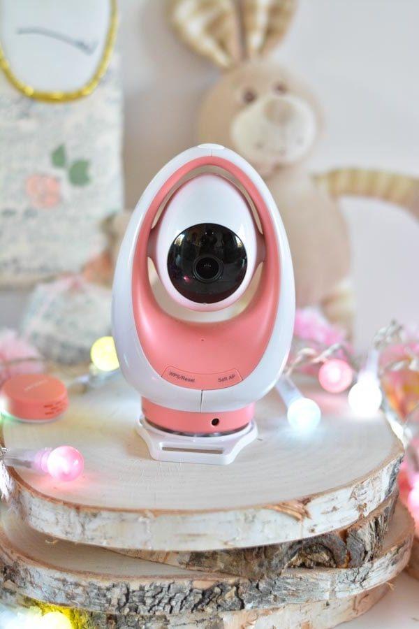 caméra bébé
