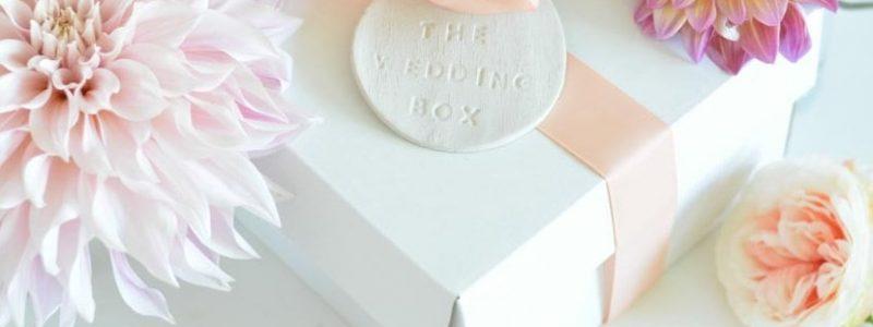 {Concours} The Wedding Box va vous gâter !