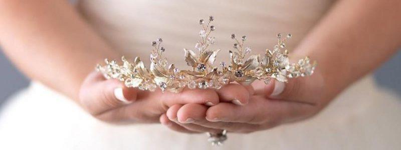 couronne mariée