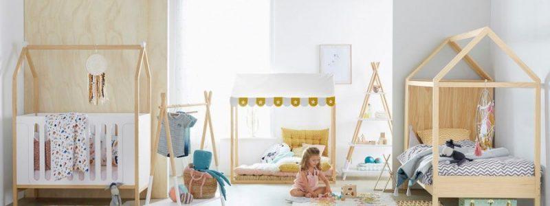 {Shopping} Ambiance tipi pour sa chambre d'enfant