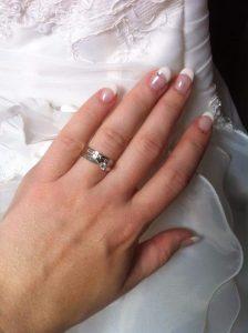 anneau fiançailles jenny