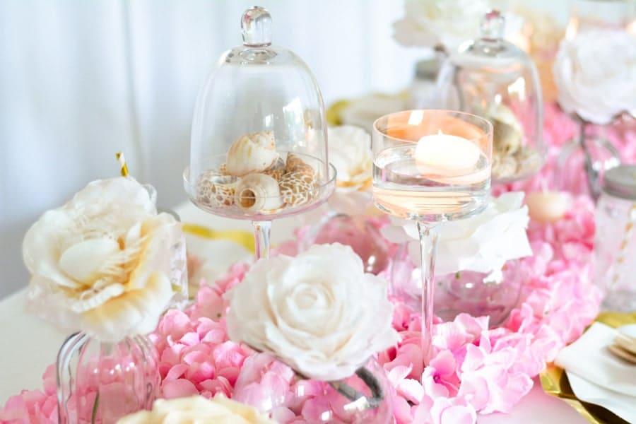 chemin de table fleurs-min