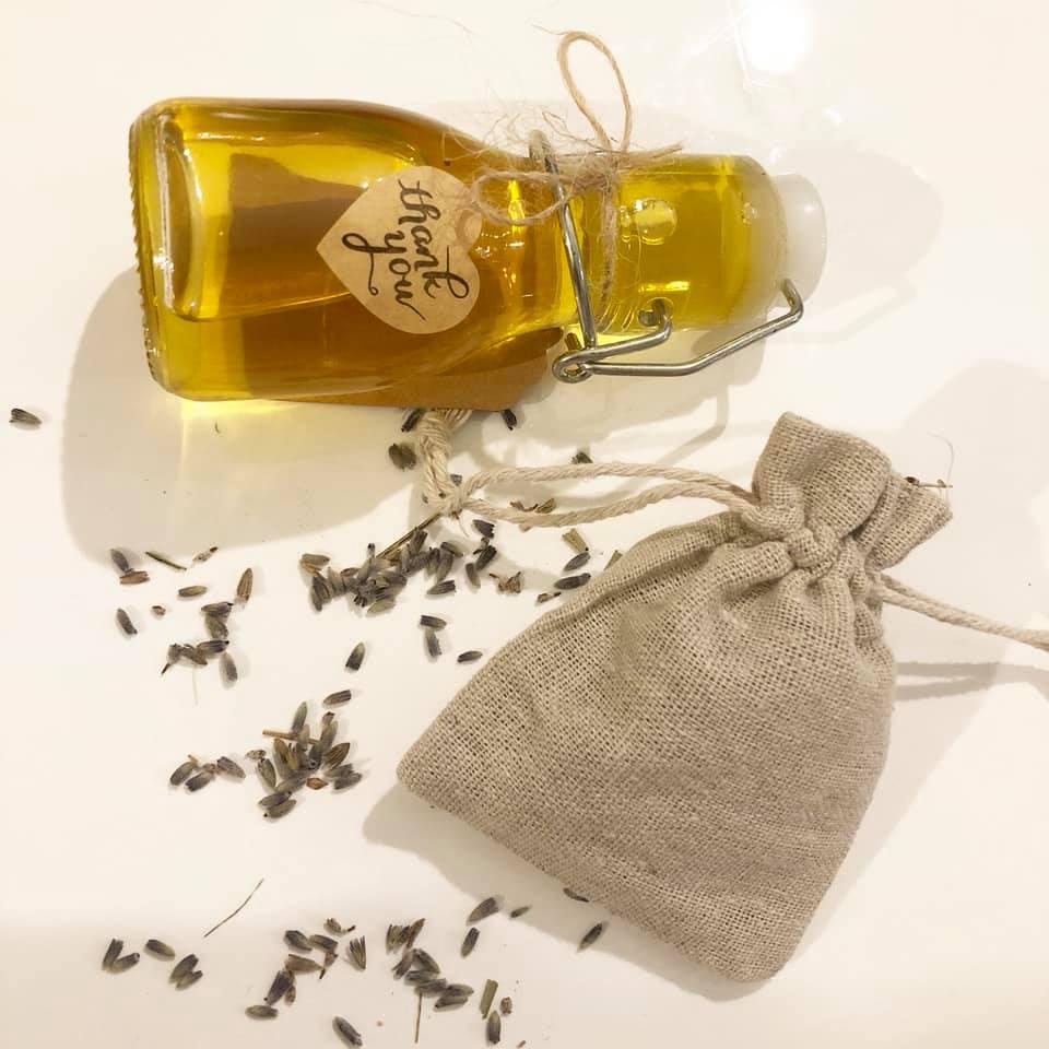 huile olive cadeau invités mariage