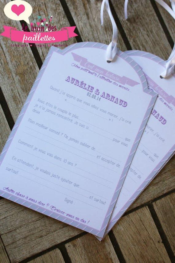 livre message original mariage