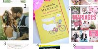 {Shopping} 8 livres pour organiser son mariage