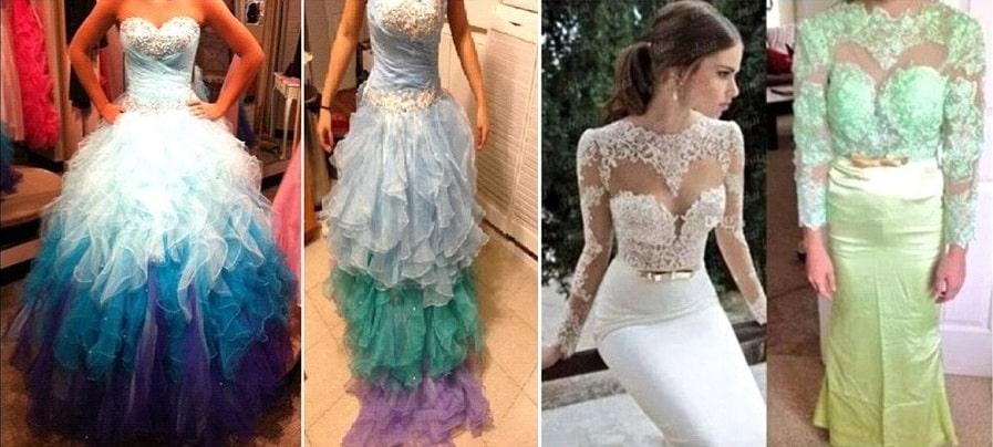 Acheter sa robe de mariée sur Internet :
