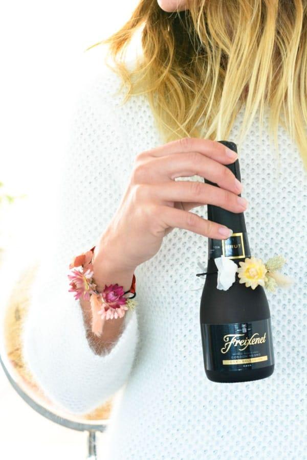 cadeau demoiselles d'honneur bracelet